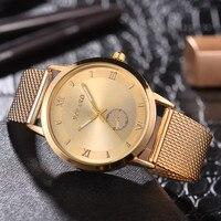 YOLAKO Women's Casual very charming for all occasions Quartz Silicone strap Band Watch Analog Wrist Watch Women Clock reloj QG7