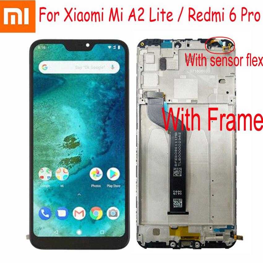 Original Tested For Xiaomi Mi A2 Lite 5.84