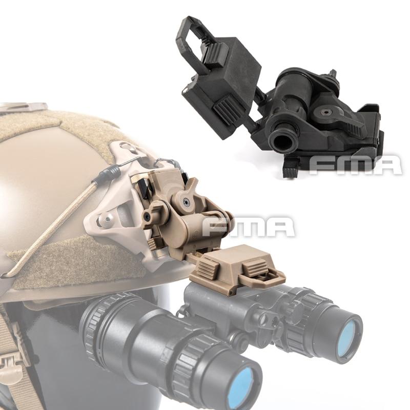FMA L4G24 NVG حامل القوس لملحقات الخوذة التكتيكية L4G24 NVG Mount for PVS15, PVS18, GPNVG18 للرؤية الليلية