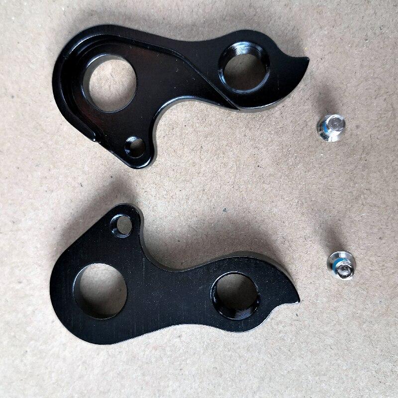 10 шт. CNC велосипедная Шестерня задний переключатель вешалка для Haibike SDURO Fulldropout Haibike XDURO Seet Nduro 3 Полный жир шесть кадров выпадение
