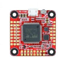 HGRLC Forward F7 Omnibus F7 V2 Dual Gyro 3-6S Flight Controller STM32F745 OSD w/ 5V/3A 8V/1.5A BEC 10.2G 30.5x30.5mm
