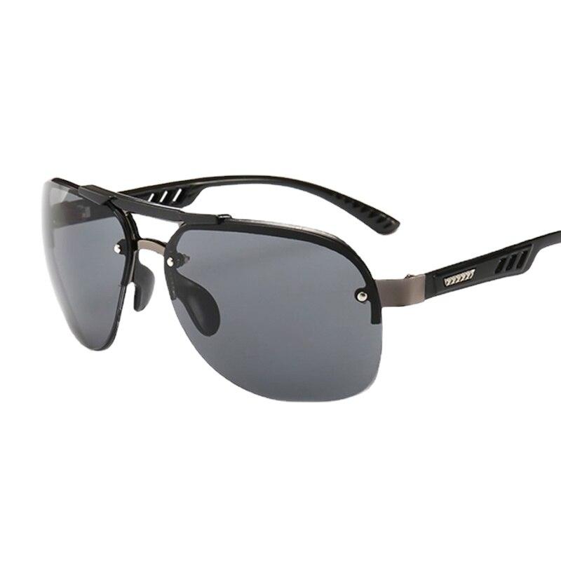 2021 New Aviation Sunglasses Men/Women Brand Designer Mirror Retro Sun Glasses For Women Pilot Vintage Female Black