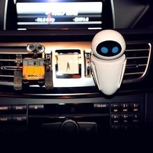 Car Freshener Cartoon Robot Vent Clip Perfume Diffuser Cute Decor Automobile Internal Fragrance Odor