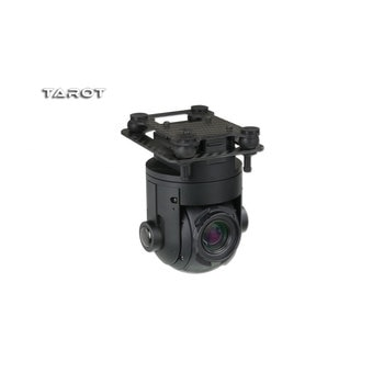 Tarot 10X 2-Axis Spherical Nacelle Gimbal / Support up and down set / HDMI output TL10X-T2D