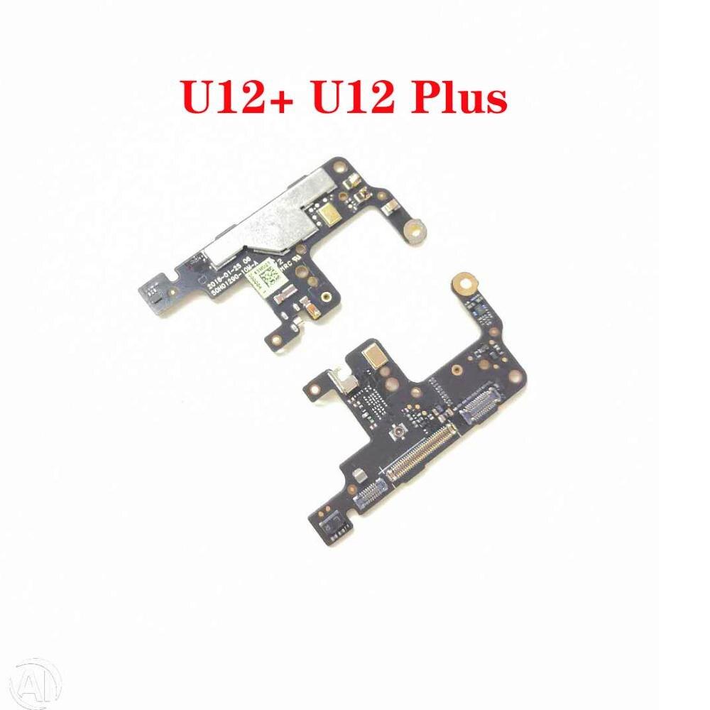 Para htc u12 + u12 mais u12 2q55100 placa de microfone + mic teclado cabo flexível módulo fita cabo flexível cabo