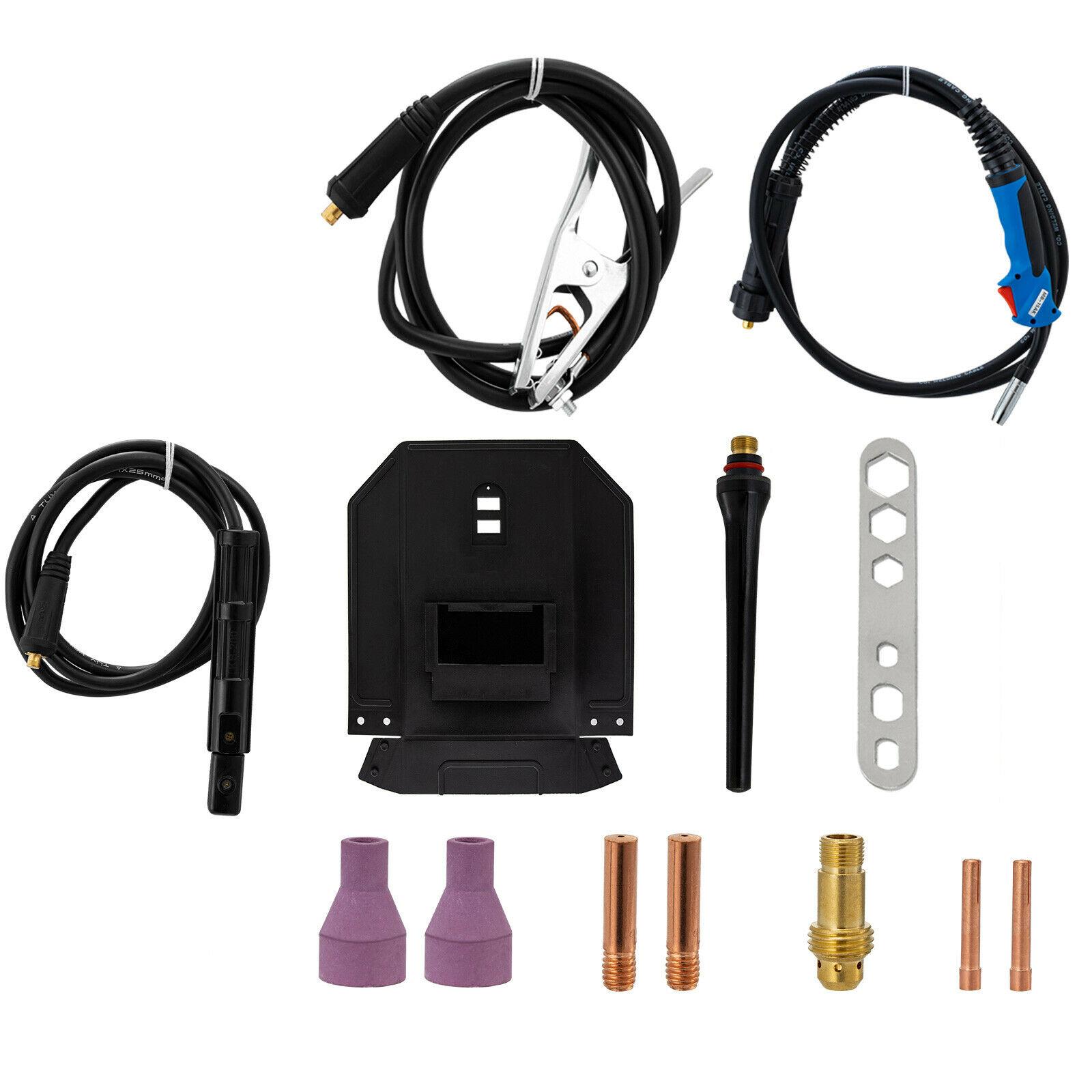 5 in 1 MIG / MAG / TIG /MMA Inverter Welder 200Amp Combo Welding Machine enlarge
