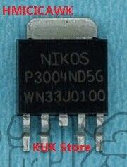 HMICICAWK Original 100% nuevo P3004ND5G P3004ND5 P3004ND P3004 3004ND5G 3004ND5 3004 DPAK 50 unids/lote