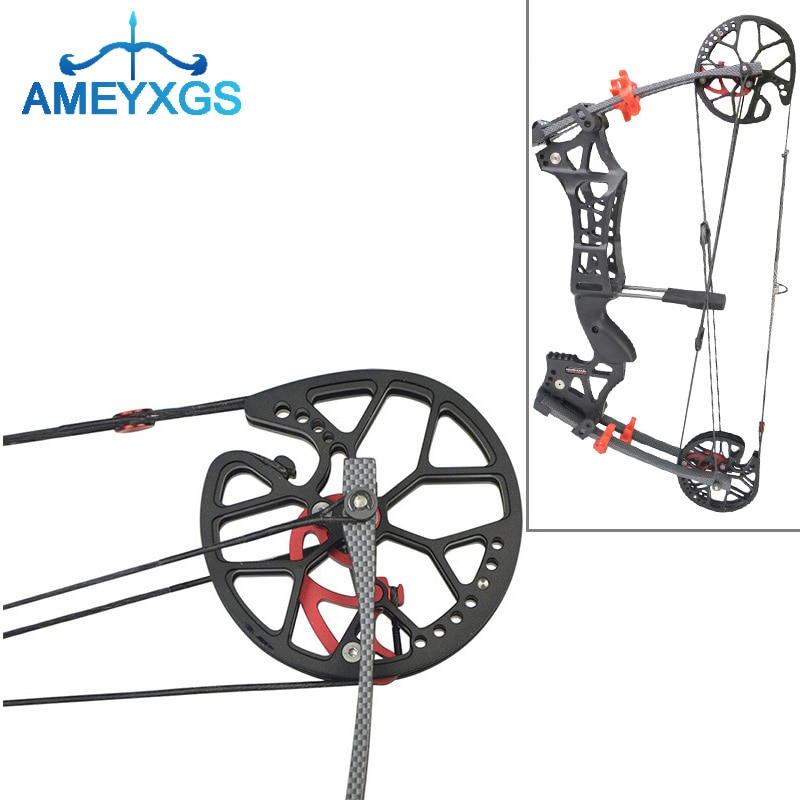 1pair-archery-compound-bow-pulley-aluminum-alloy-for-30-60-lbs-compound-bow-outdoor-sports-hunting-practice-shooting-accessories