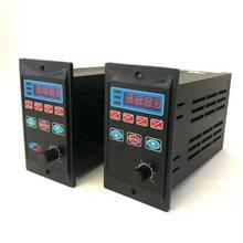 VFD 220V 0.75KW 1PH y compris le contrôleur de moteur dinverseur de fréquence RS485