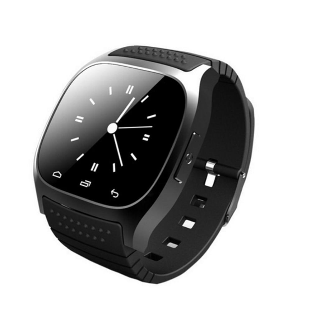 Esportes relógios inteligentes m26 pulseira inteligente bluetooth com telefone de discagem anti-perdido para ios android móvel smartwatch masculino p70