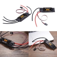 esc 40a brushless speed %e2%80%8b%e2%80%8bcontroller for fixed wing helicopter