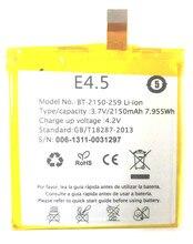 Westrock 2150mAh Aquaris E 4,5 BT-2150-259 Batterie für BQ Aquaris E 4,5 Handy