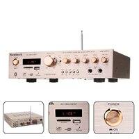 Amplificateurs Bluetooth 220v 580BT  HiFi AV Surround  processeur Audio numerique FM  karaoke  cinema a domicile
