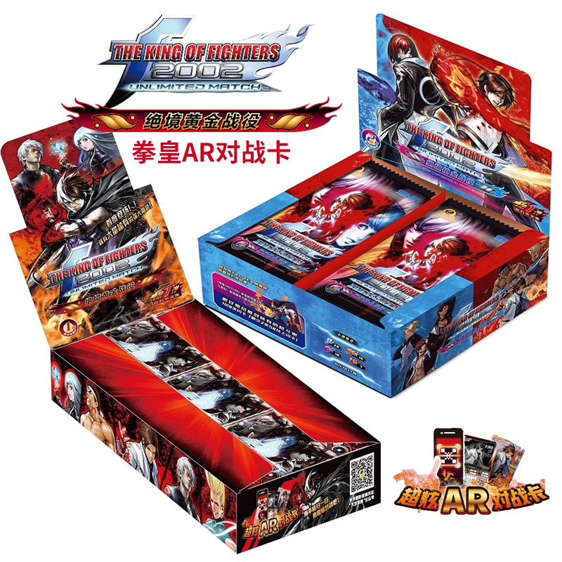 AliExpress - 240pcs / Set King Of Fighters Cards Game Paper Kids Toys Girl Fantasy & Sci-fi Boy Collection Christmas Gift Grownups