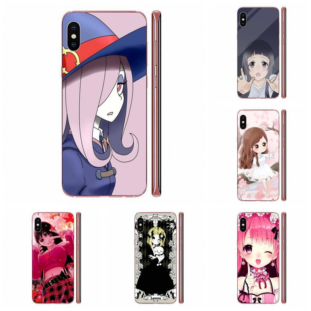 Bonita y encantadora carcasa de teléfono de moda de animé para LG K50 Q6 Q7 Q8 Q60 X Power 2 3 Nexus 5 5X V10 V20 V30 V40 Q Stylus