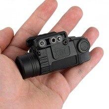 Pistolet militaire léger laser chasse lampe de poche LED 200lm air doux armas pistolet lampe de poche laser vert