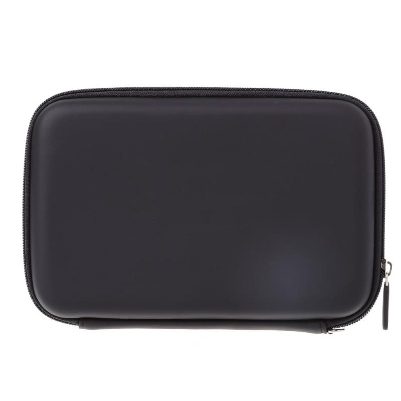 AliExpress - 7 Inch Hard Shell Carry Bag Zipper Pouch Case For Garmin Nuvi TomTom Sat Nav GPS PU Leather EVA Moisture-proof antistatic