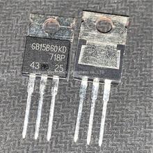 Send free 20PCS IRGB15B60KD   GB15B60KD TO-220    New original spot selling integrated circuits
