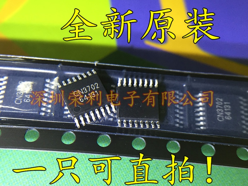 100% New&original  CN3702 CN  TSSOP16  BOM