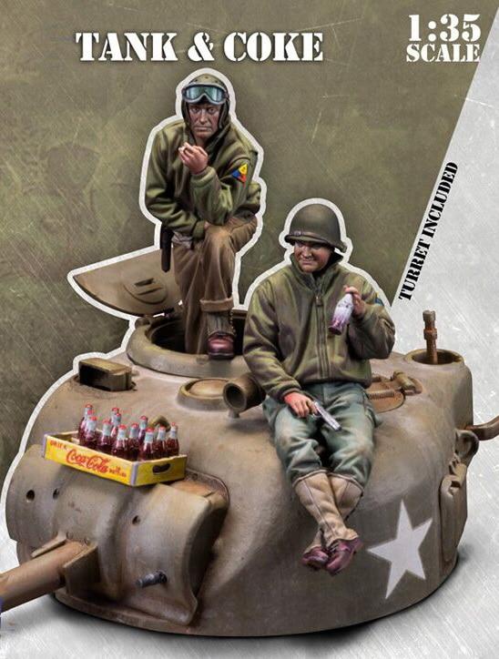Nuevo sin montar 1/35 antiguo sit warrior incluye turret resina figura sin pintar modelo Kit
