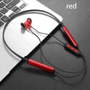 M05 Wireless Bluetooth Headset Sports Neck Hanging Headphone In-Ear Earpiece Binaural Stereo Earphone