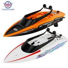 3323 RC Boat 2.4G Innovative Kids Water Pool Toy 4-channel Waterproof Electric Remote Control Racing