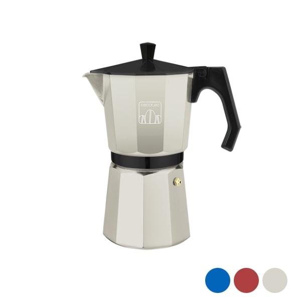 Italian Coffee Pot Cecotec Cumbia Mimoka 300 150 ml (3 Cups)