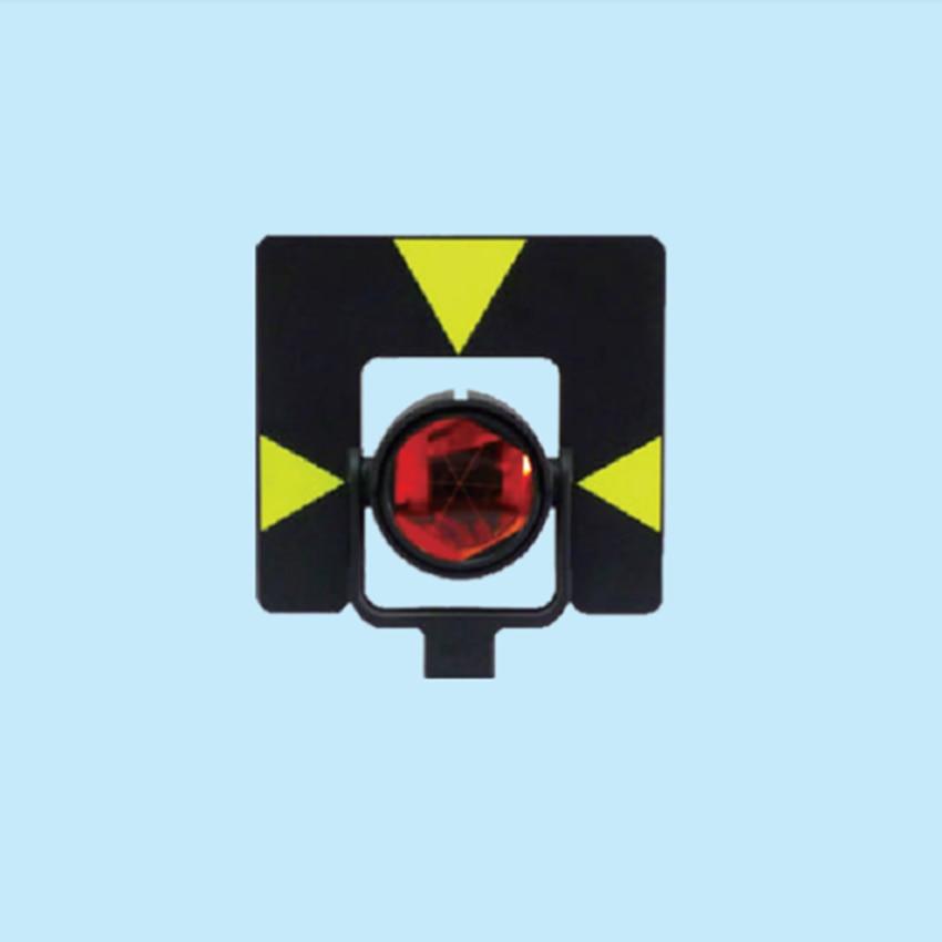 Tanie cena AKZ16 optyczny pojedynczy pryzmat zestaw dla leica tachimetr pryzmat/Tribrach Adapter geodezyjne system pryzmat