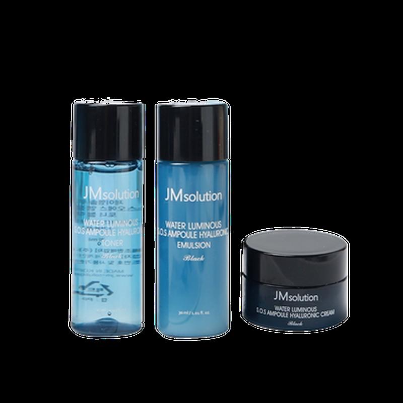 JMsolution-ampolla de agua luminosa para el cuidado de la piel, KIT de...