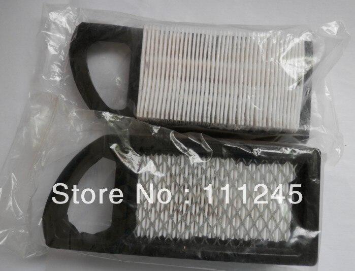 697152 filtro de aire para Briggs & Stratton 21A900 21B900 10HP 10.5HP OHV limpiador de papel 697775, 613022, 698413 envío gratis