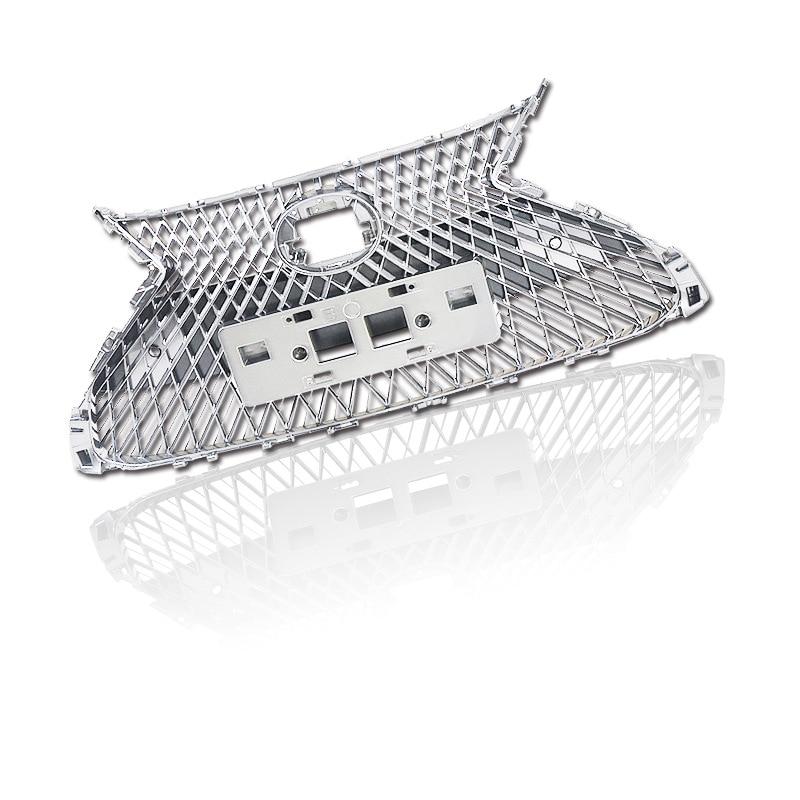 Middle grille for Lexus ES260 ES300 UX ES cellular F-Sport ABS plastic front grille vertical bar