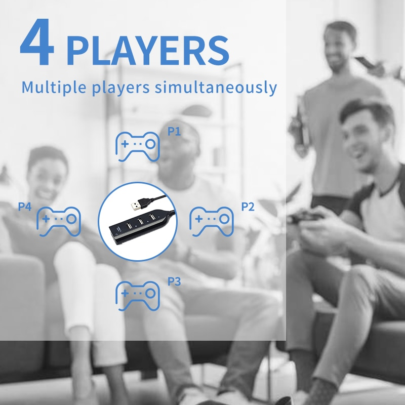 Super Console X Pro Video Game Consoles 4K HD Retro Wifi TV Box Game Players for PSP/PS1/DC/N64 50000+ Games With 50+ Emulator enlarge