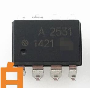 IC 100% novo Frete grátis HCPL-2531 EL3041 TNY284PG TNY285PG AQG22105 AQG22112