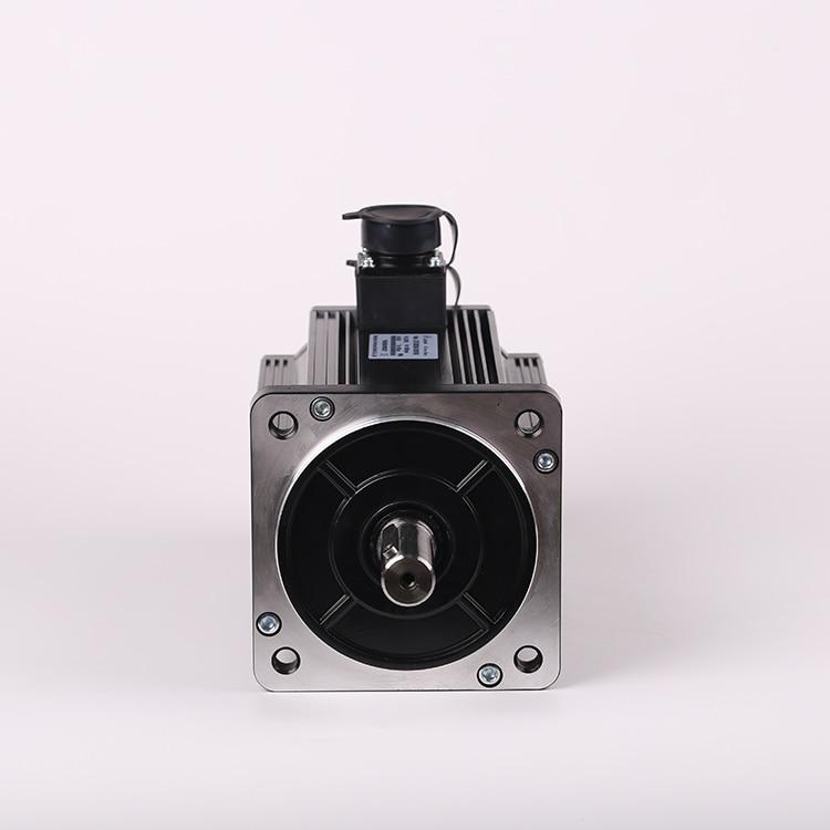 AC 1KW ثلاث مراحل 240v عالية عزم دوران منخفضة rpm 1000rpm 10N.M 130 مللي متر رف LCMT-10L02-130M10010 محرك سيرفو