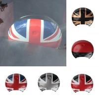 union jack tachometer cover sticker for mini cooper jcw s r55 r56 r57 r60 r61 clubman countryman car styling accessories