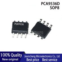 10Pcs PCA9536D PCA9536 PF7906S PMK35EP RT5070GSP SG5842JDSZ SOP8 Nieuwe Originele