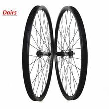 29er carbone vtt roues asymétrie 30x22mm tubeless vtt disque roues 1420 rayons KOOZER 110x15 148x12 vélo roues 12 vitesses