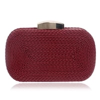hard case box clutch bag evening bags for womens party prom wedding lady purse mini evening bags