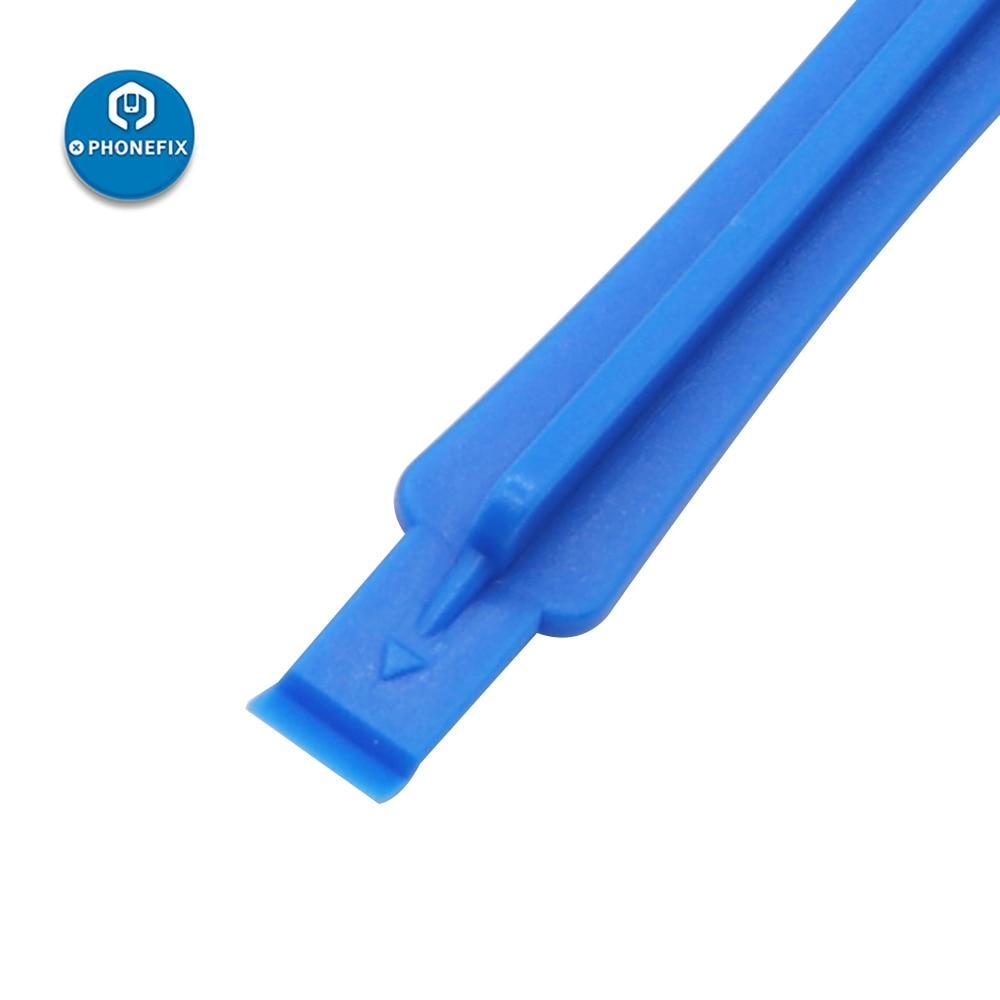 Strumenti di plastica spudger leva strumento di apertura lama kit di - Set di attrezzi - Fotografia 5