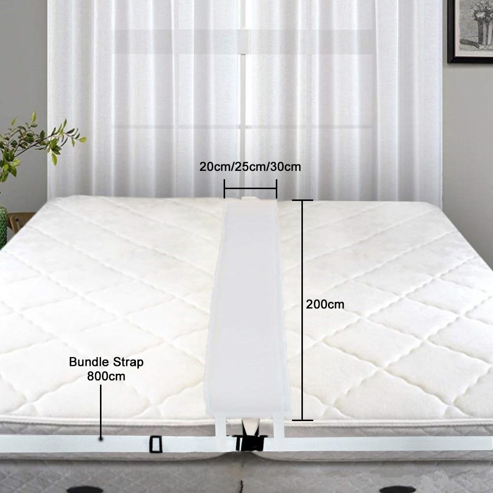 1 قطعة جسر السرير فراش موصل التوأم إلى الملك محول عدة المعادن السرير الفجوة حشو اثنين واحد فراش موصل للمنزل فندق