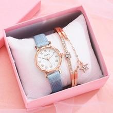 Luxury Brand Watch Women Leather Strap Quartz Watch Ladies Fashion Wristwatch Women Watch Clock Gi