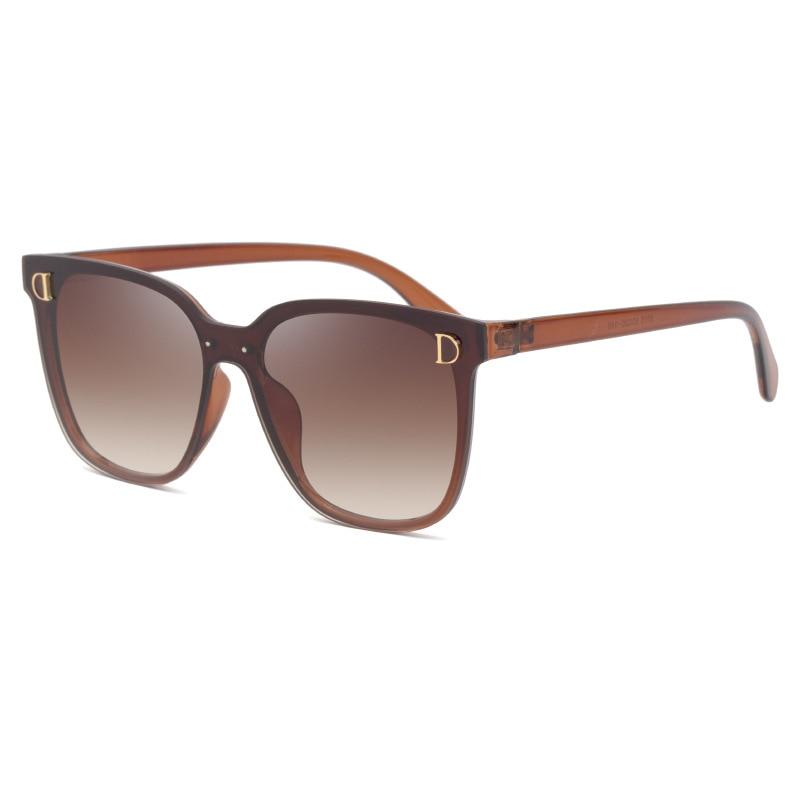 2020 New Fashion Sunglasses Women's D Box Sunglasses Fashion Korean Net Red Versatile Sunglasses 9115 Sunglasses Wholesale Women