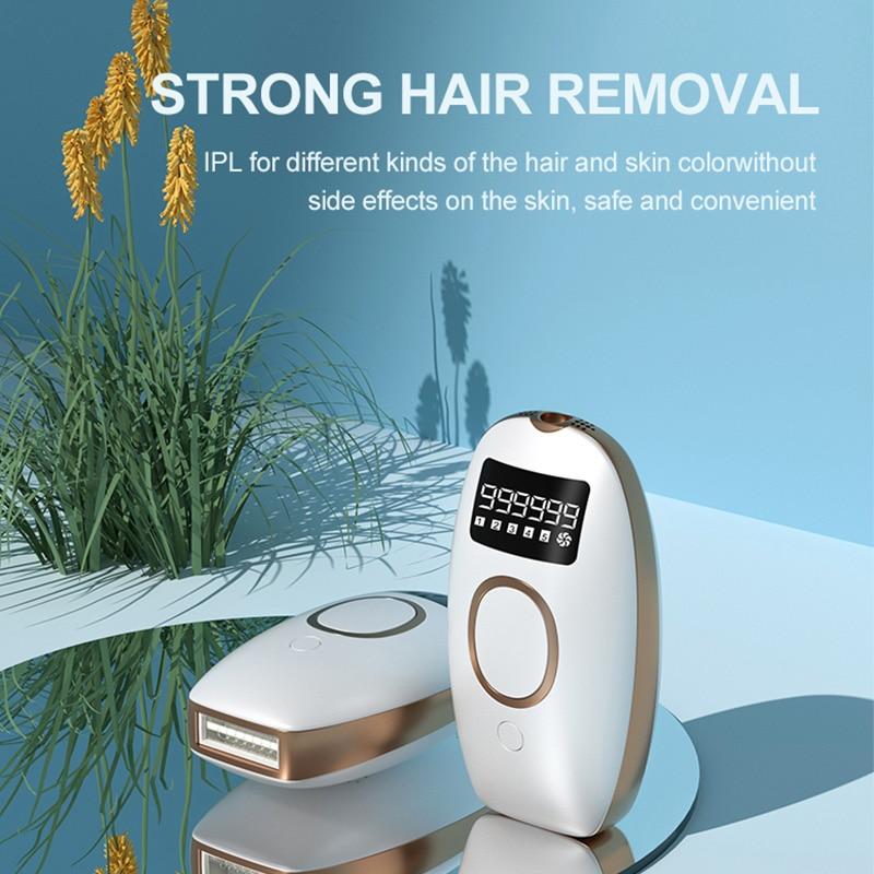 IPL лазерная машина для удаления волос омоложение кожи безболезненное лазерное удаление волос для женщин и мужчин машина для удаления волос ...