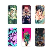 Accessories Phone Shell Covers JoJo's Bizarre Adventure For Huawei Honor 4C 5C 6X 7 7A 7C 8 9 10 8C