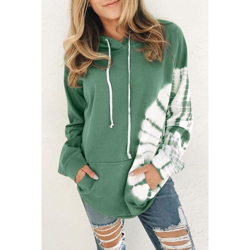 Женские топы, осень 2020, женские толстовки, пуловеры, хлопковая Повседневная Толстовка, свитшот, уличная одежда, женские свитшоты в винтажном...