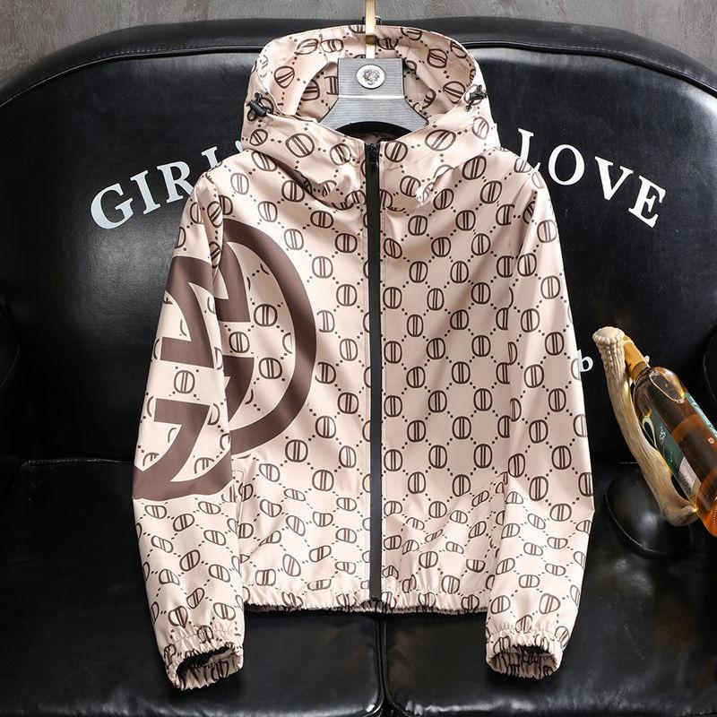 Мужская повседневная куртка в уличном стиле, новинка 2021, Мужская весенне-осенняя куртка для инструментов, модная красивая мужская куртка на...