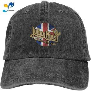Judas Priest Casquette Cap Vintage Adjustable Unisex Baseball Hat