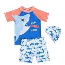 Mode maillot de bain enfants garçon maillot de bain nagable infantile garçons combinaison bébé infantile maillot de bain plongée Beahwear enfants maillot de bain garçon garçons