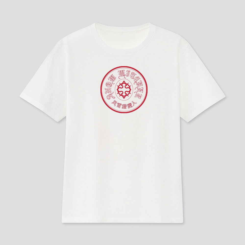 Camiseta de mujer Allure Amore de calle de tendencia suelta de talla grande 2020 nueva moda Cool girl Snow witcher series Demon Hunter