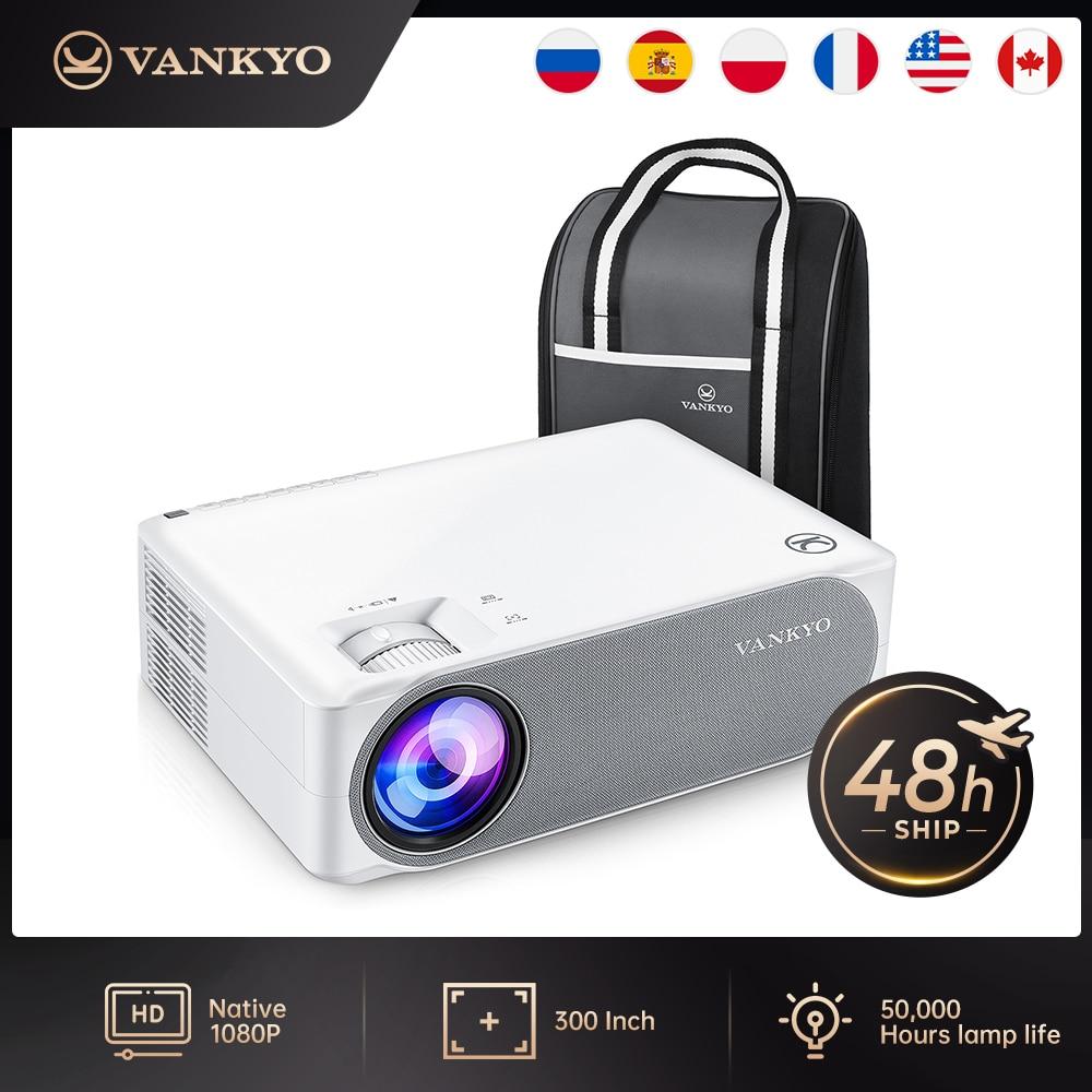 VANKYO V630 V630W WIFI البروجيكتور 120